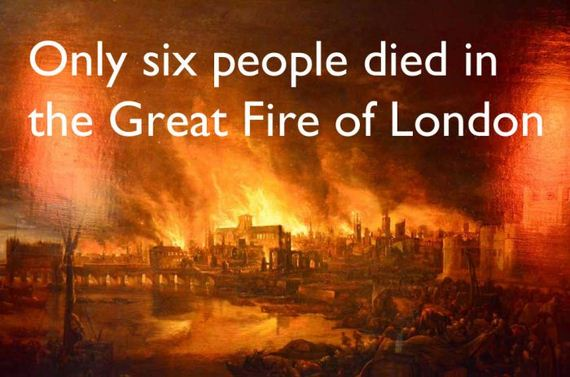 Interesting Facts About London Barnorama