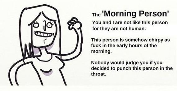 types_of_morning_people