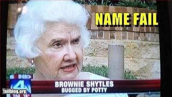 unfortunate-names
