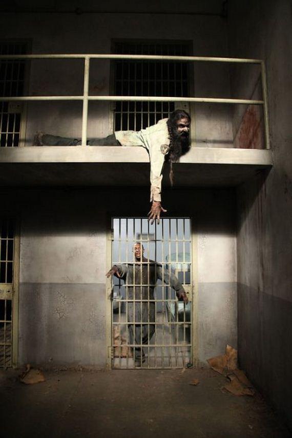 Prison Set Of The Walking Dead - Barnorama-5091