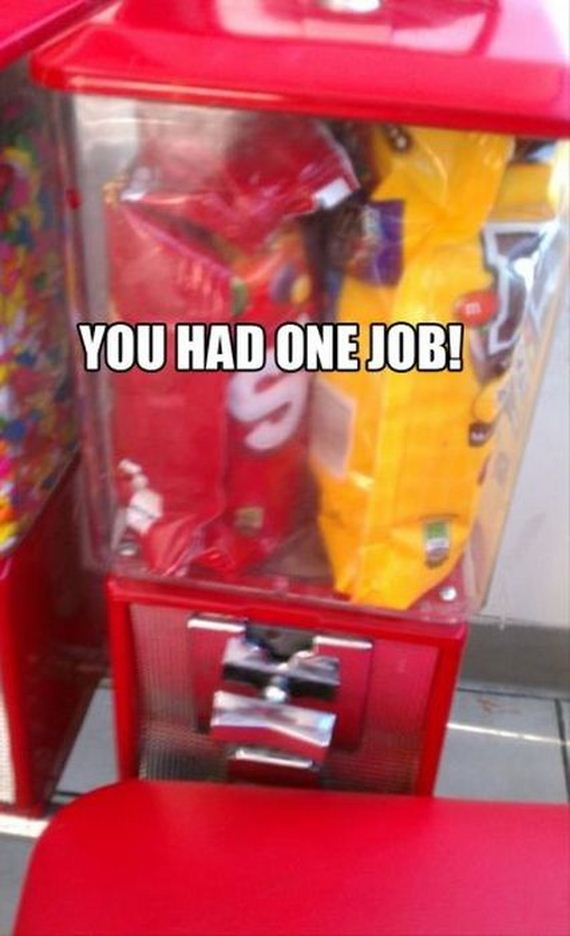 you_only_have_one_job