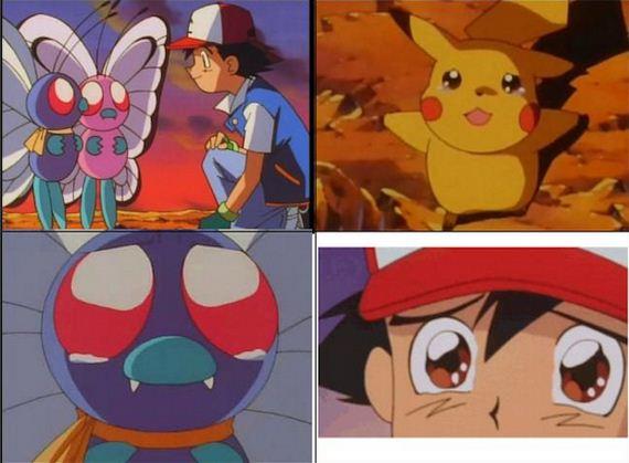 sua infância-