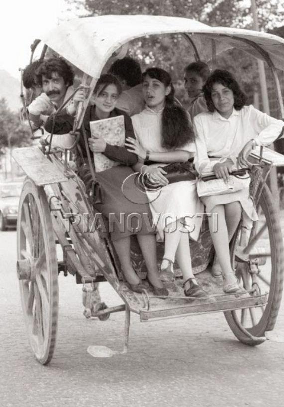 Afghanistan-1970s