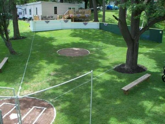Amazing Backyards That Will Blow Your Kids' Minds - Barnorama