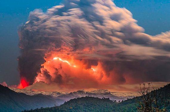 Cordon-Caulle-Volcano