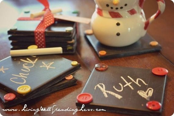 DIY Holiday Gifts Kids Can Give To Their Parents