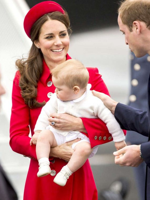 Kate Middleton--in-Wellington