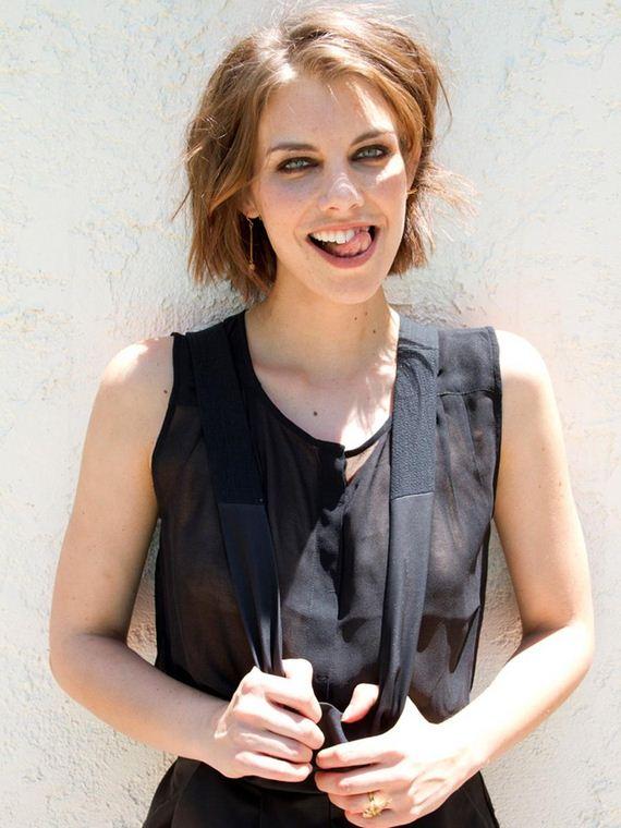 Hottest Photos Of Lauren Cohan Barnorama