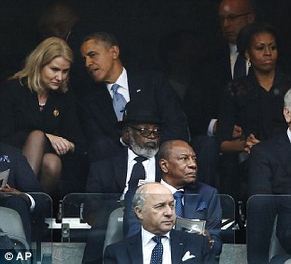 obama thorning schmidt flirting The obama selfie: harmless or tasteless prime minister helle thorning-schmidt as the two squeezed in he's flirting with thorning-schmidt.