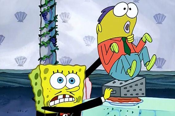 Times Spongebob Made Absolutely No Sense At All - Barnorama