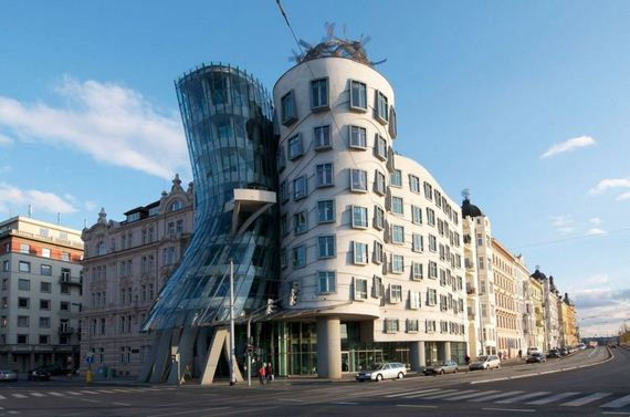 I really want to stay in all 30 of these unique mind for Unique accommodation prague