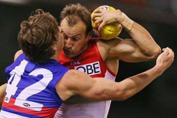 Смешные картинки про спорт (16 фото)