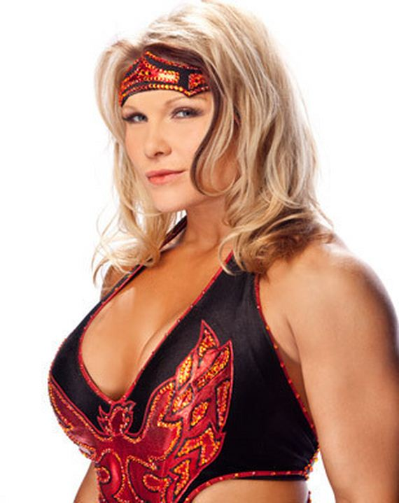 The Hottest Beth Phoenix Pics Ever - Ranker