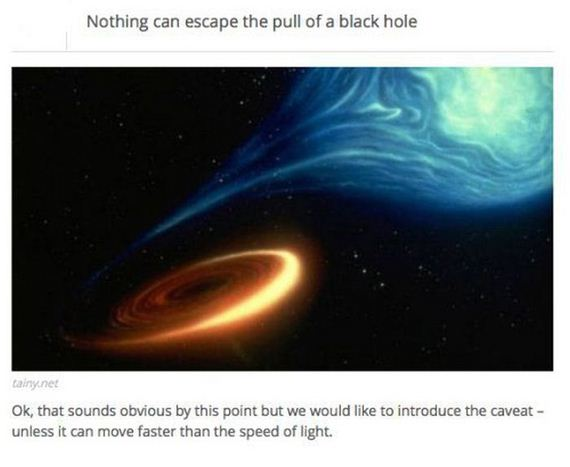 black holes fun facts - photo #21