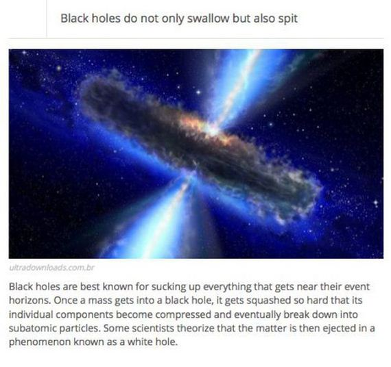 black holes fun facts - photo #26