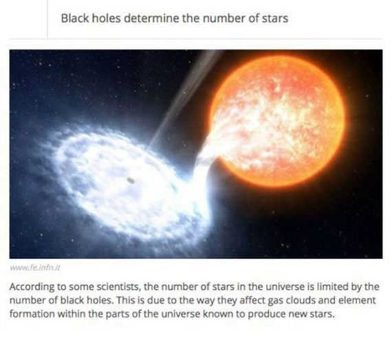black holes fun facts - photo #14