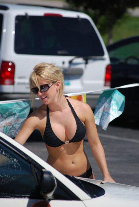 Bikini Car Wash - Barnorama-3884