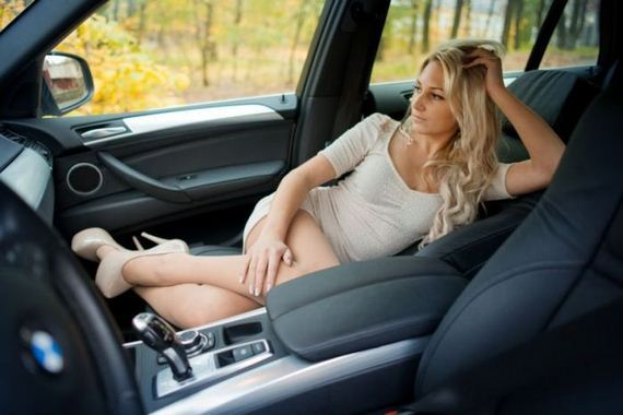 Hot Girls And Awesome Cars Barnorama