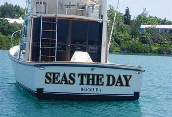 funniest boat names of all time barnorama