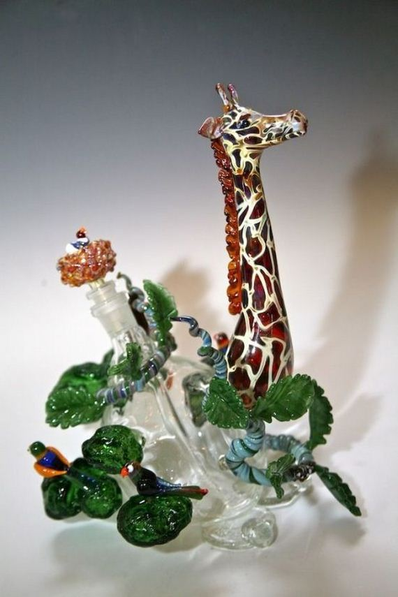 Creative Glass Pipes Barnorama