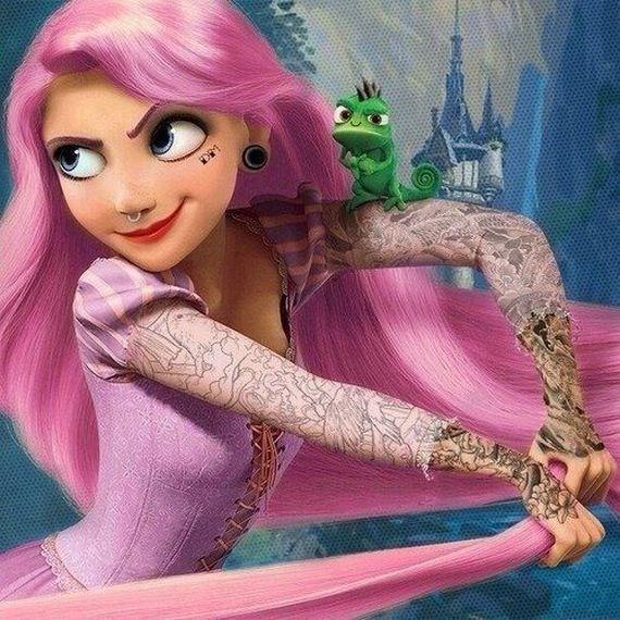 disney-princesses-tattoos