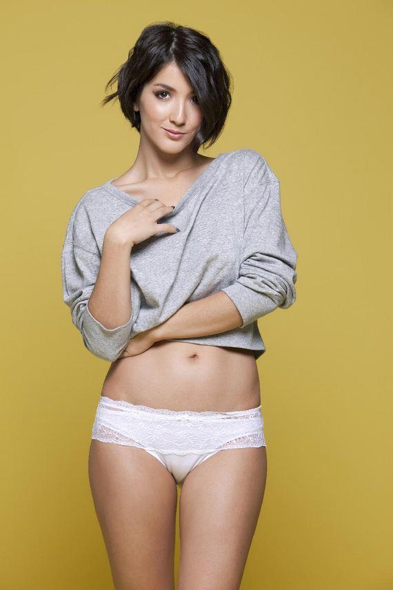 small asian boob slips