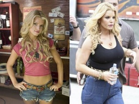 femal- celebrities-who-got-fat