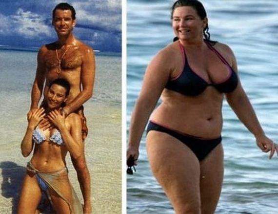 Female Celebrities Who Got Fat Barnorama