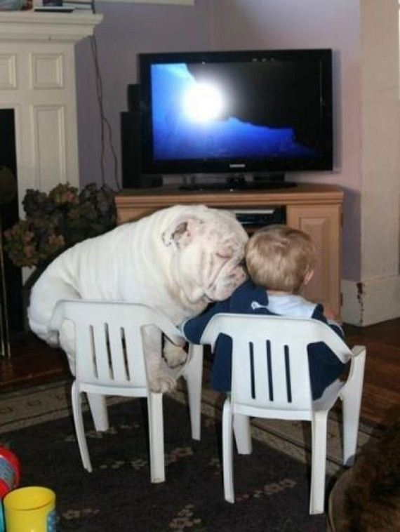 01-funny-pictures-542 - Lasting friendships start early - Inspiration & Hope