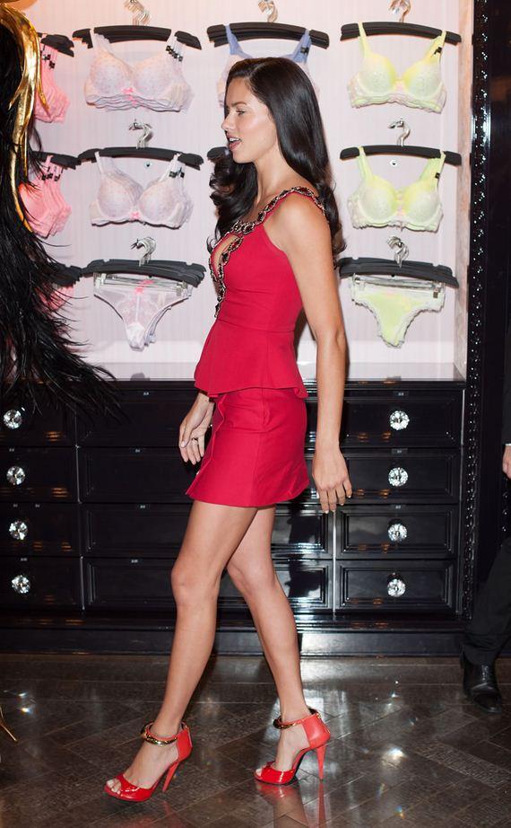 Adriana Lima Has Breasts Barnorama