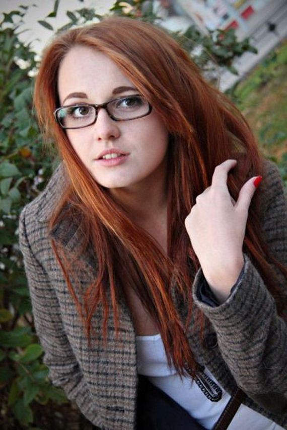 hot redhead teen pussy