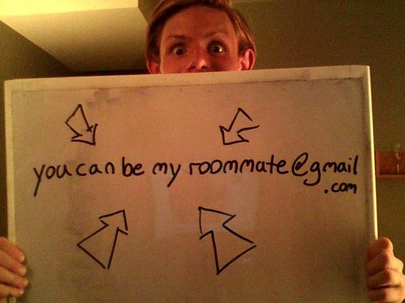 one_guys_creative_roommate_search_campaign