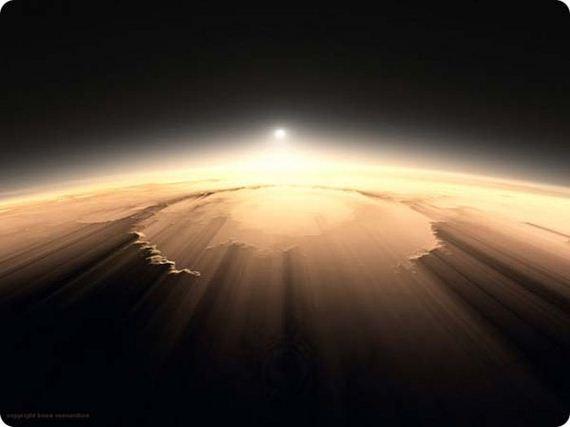 sunrise_mars