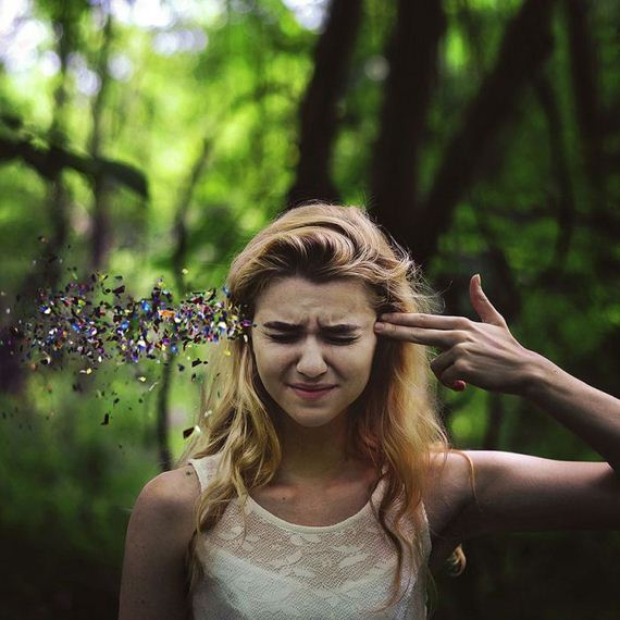 Surreal Portraits By 20 Year Old Rachel Baran Barnorama