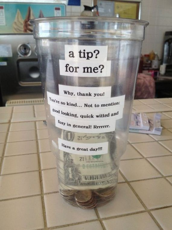 Funny pictures about tips barnorama for Funny tip of the day quotes