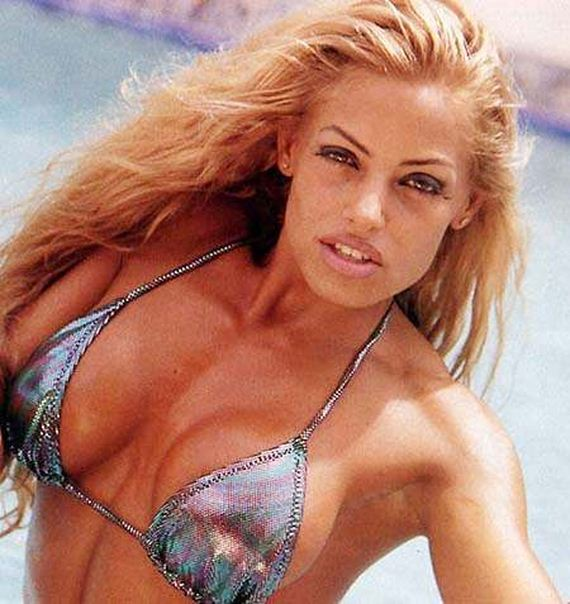 Hottest Photos Of Trish Stratus Barnorama