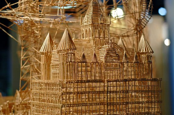Built-With-Toothpicks