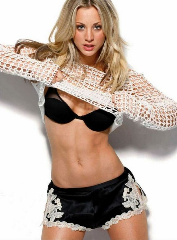 Kaley-Cuoco-hot