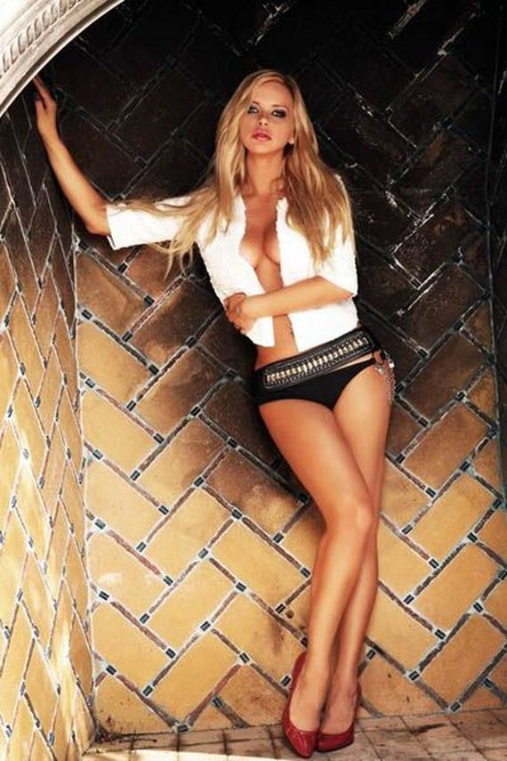 Hot Masha Lund - Barnorama