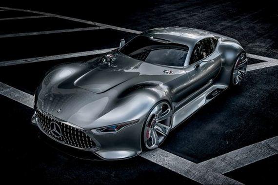 Mercedes-Benz-AMG-Vision-Gran Turismo-