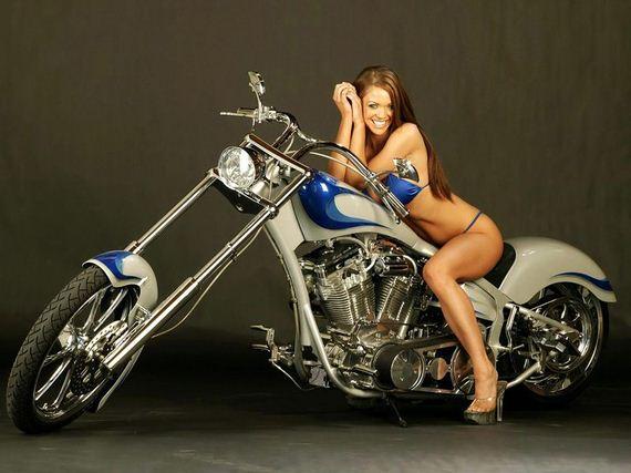 Sexy-biker-girls