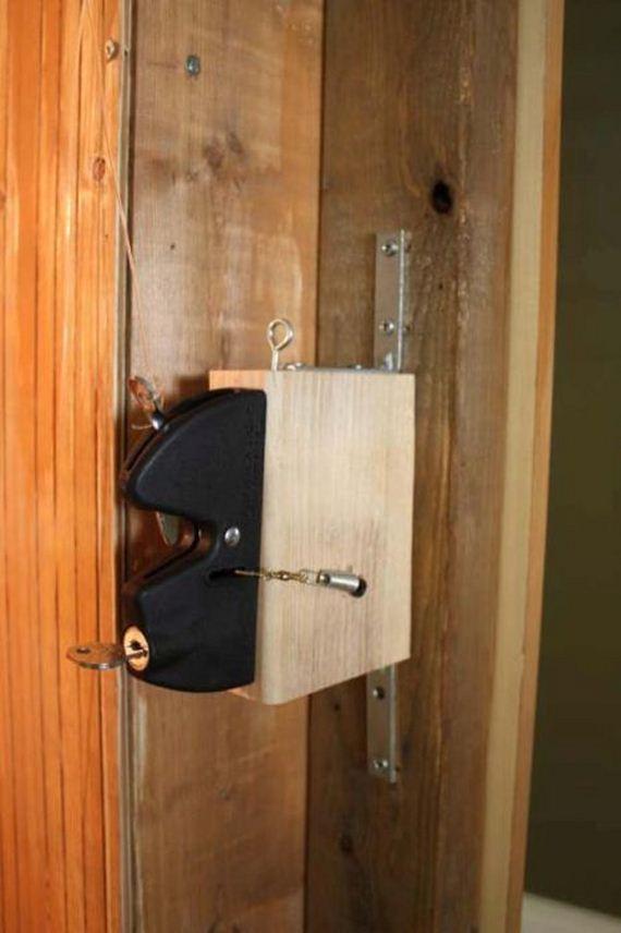 Building A Secret Door Diy Barnorama