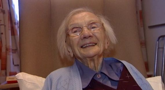 109-Year-Old-Woman