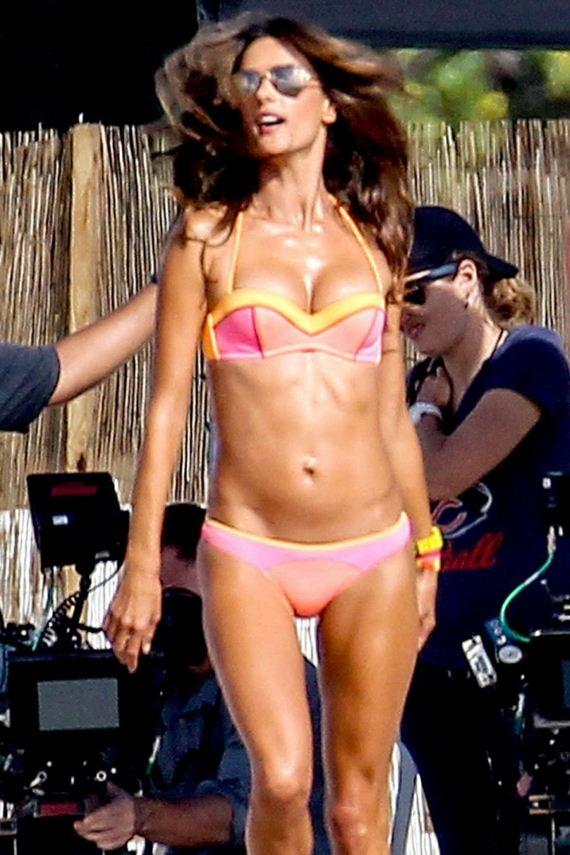 Alessandra Ambrosio--Bikini