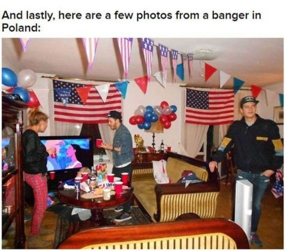 American-Parties