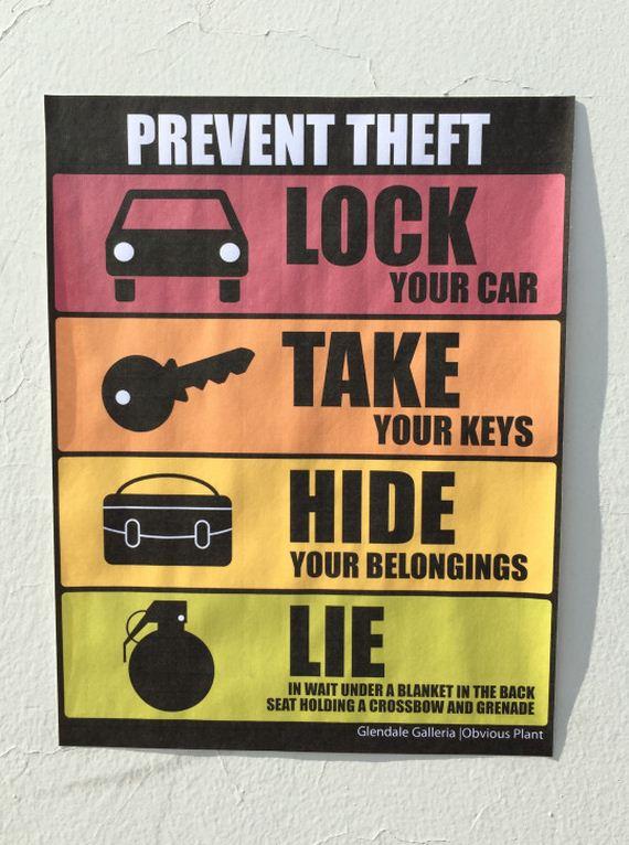 Anti-Theft