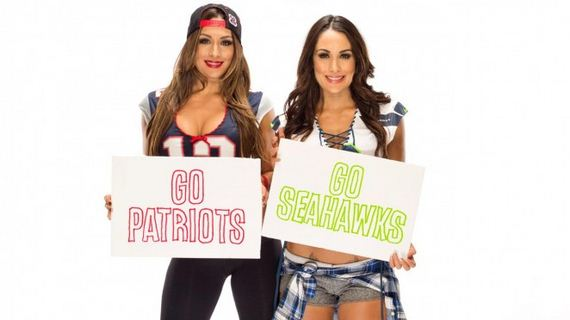 Bella-Twins -Bella-Bowl-VI-Shoot