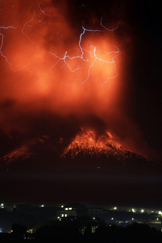 Calbuco-Chile