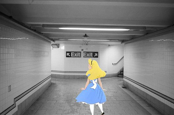 Disney-Characters-Into Real-Life-Situations