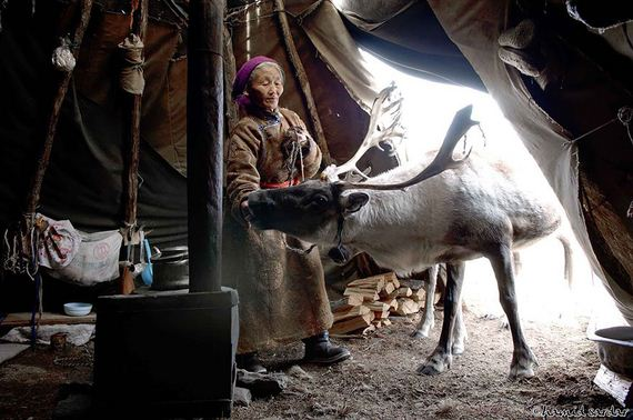 Dukha-Mongolia